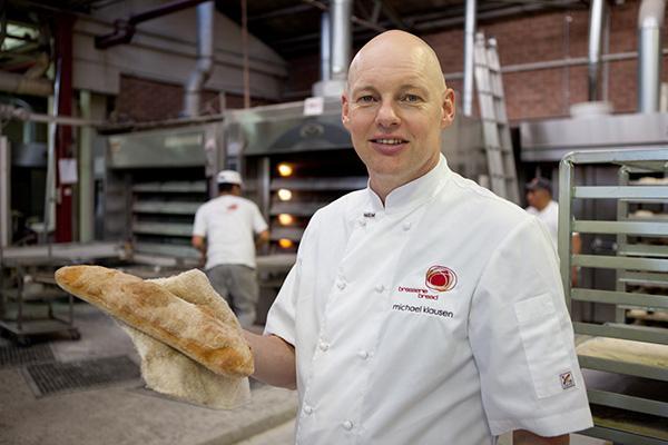 Brasserie Bread CEO Michael Klausen