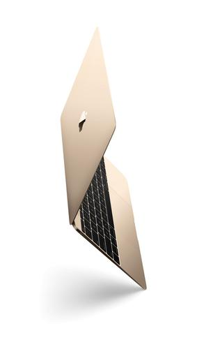 Apple today unveiled the all-new MacBook, a new line of notebooks reinvented in every way to deliver the thinnest and lightest Macs ever.