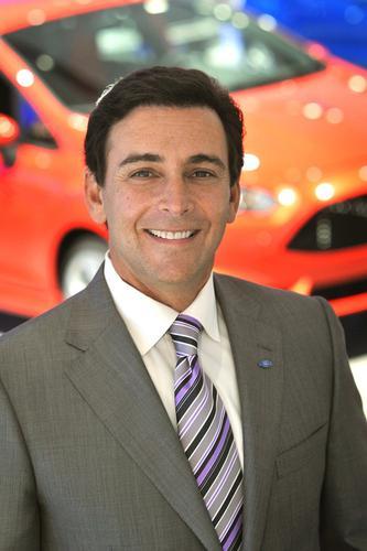 Ford Motor CEO Mark Fields