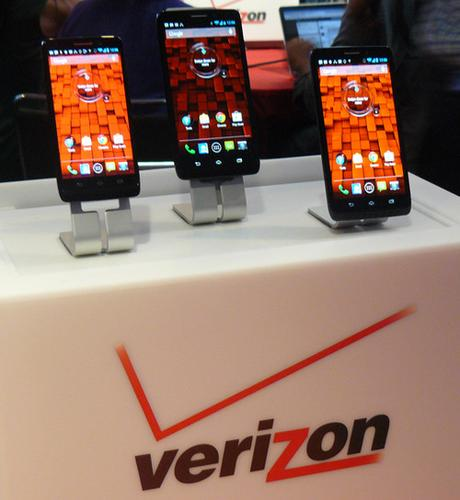 Verizon's New Family of DROIDs