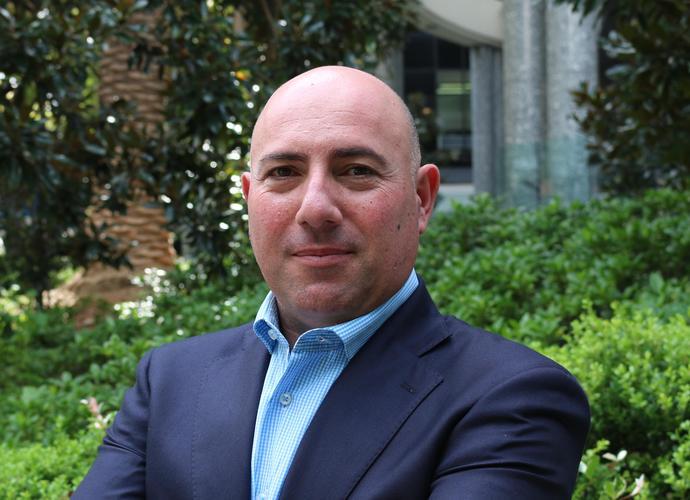 Nick Gonios, CEO of 8common