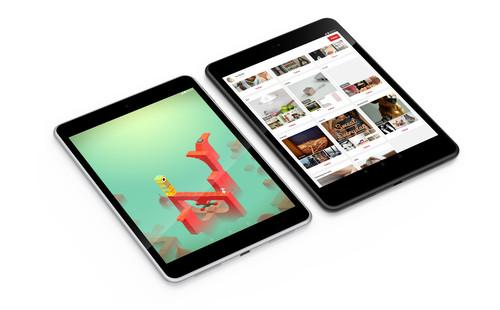 The Nokia N1 tablet has a 7.9-inch screen