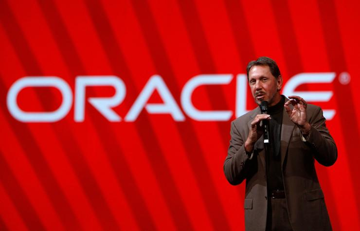 Larry Ellison - Executive Chairman, Oracle