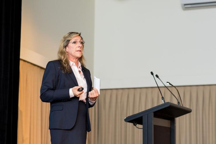 """MSD's global CIO, Phyllis Post: """"We are seeing much more innovation and opportunities for commercialising IT solutions ourselves."""""""