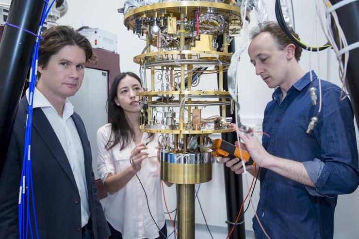Microsoft cements quantum partnership with the University of Sydney