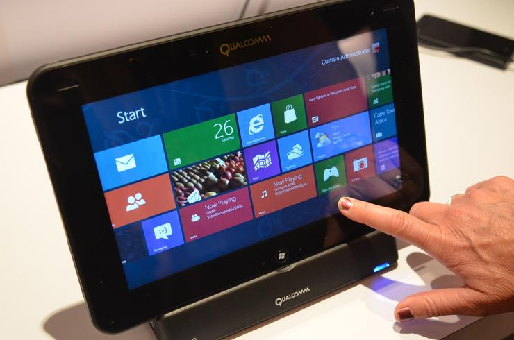 Ultra-mobile Windows 10 PCs built with smartphone processors coming this year