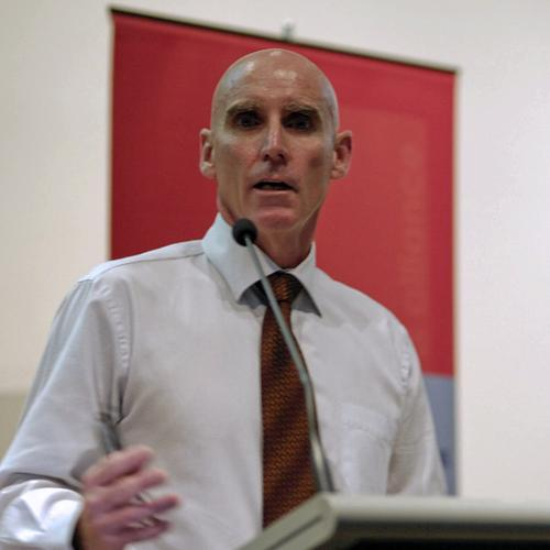 NBN Co CEO Mike Quigley said he agreed with board that it was time to transition.