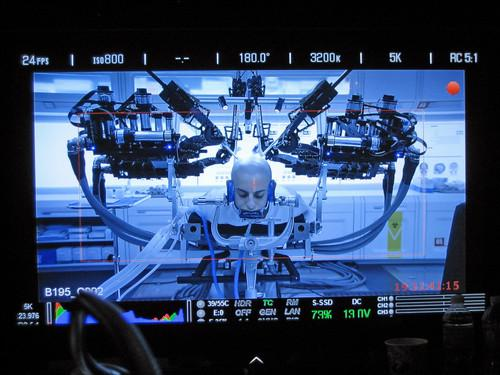 "University of Washington's Raven II surgical robot was used in the filming of ""Ender's Game."""