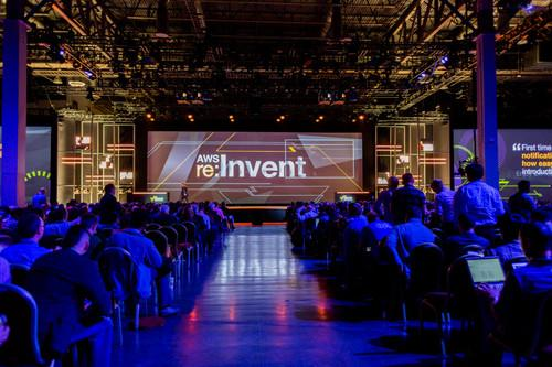AWS' re:Invent conference brought in over 13,000 attendees to Las Vegas.