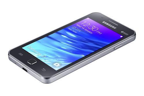 Samsung Z1 Tizen smartphone (2)