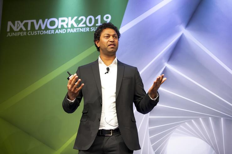 Saroo Brierley, author of 'A Long way Home'