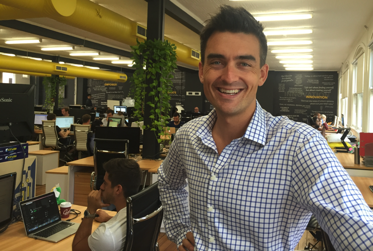 StartupAUS CEO, Alex McCauley: For every job in high growth tech companies, as many as five tangible jobs are created.