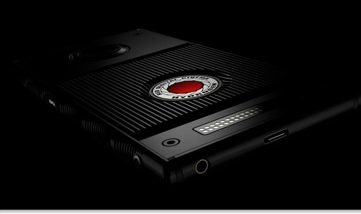 Camera manufacturer RED to produce holographic phone