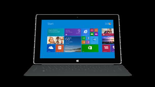 Microsoft's Surface 2.