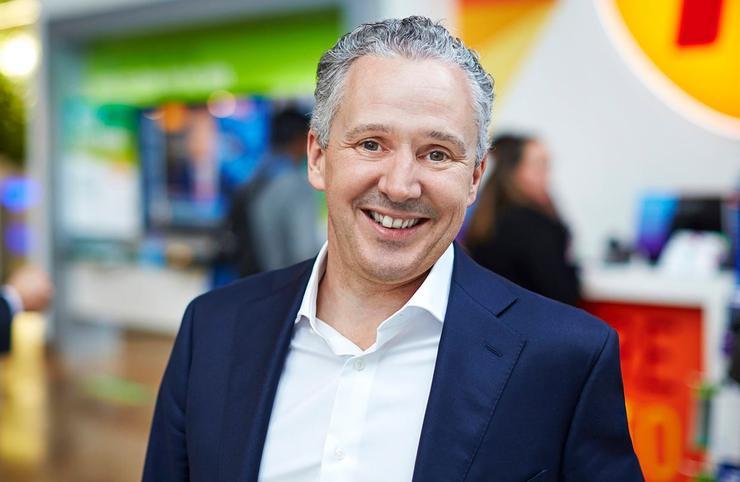 Andrew Penn - CEO, Telstra