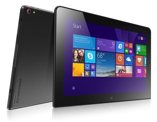 The new ThinkPad 10 will use Intel's new Atom X5 or X7 CPU.
