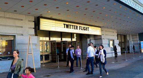 Twitter's Flight conference for mobile developers was held at the Bill Graham Civic Auditorium in downtown San Francisco.