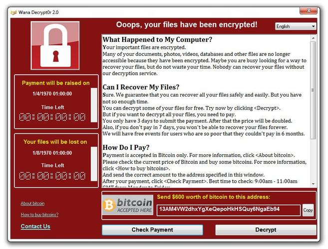 Microsoft Releases 'Highly Unusual' Windows XP Patch As Ransomware Attack Spreads