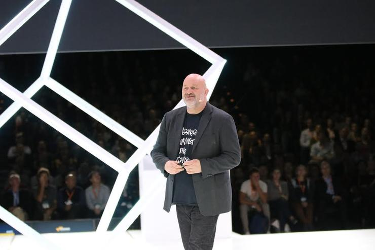 AWS CTO Werner Vogels in Sydney this week