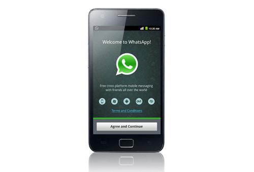 Popular messaging app WhatsApp is joining Facebook's team.