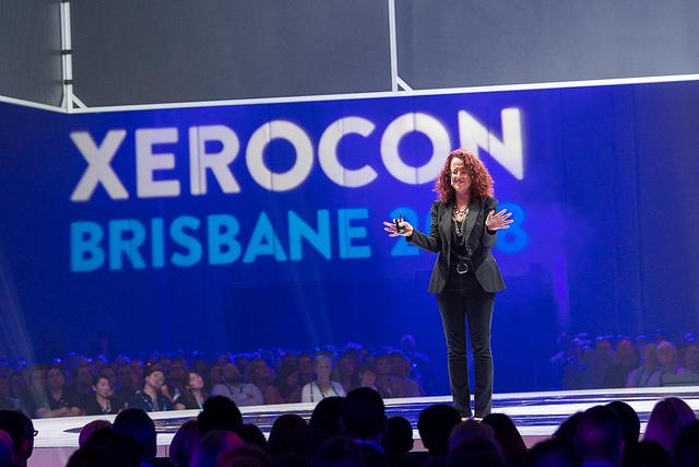 Genevieve Bell at Xerocon 2018