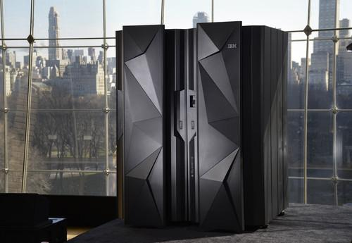 IBM's z13 mainframe started shipping in March