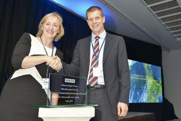 In pictures: Datacom opens second NZ data centre