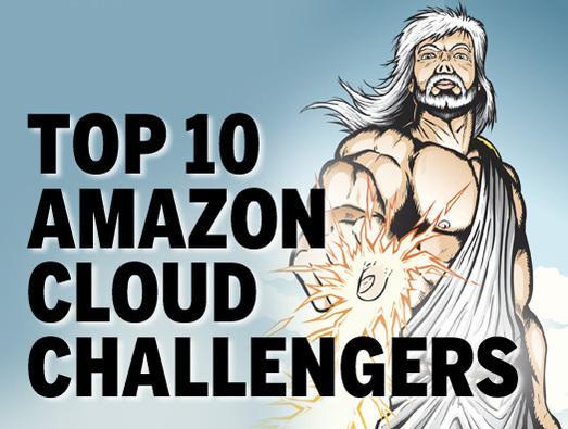 In Pictures: Top 10 Amazon cloud challengers