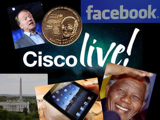 In Pictures: Celebrating 25 years of Cisco Networkers