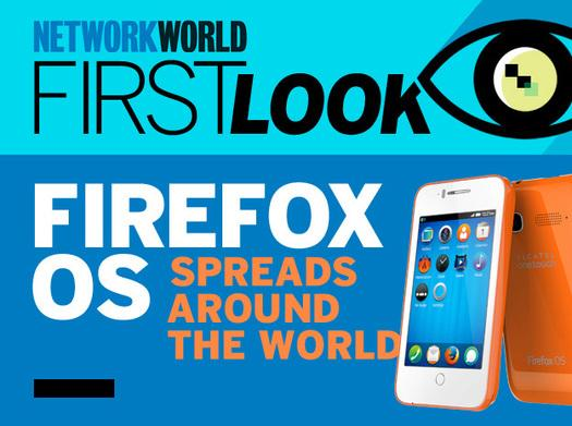 In Pictures: Mozilla's new lineup of Firefox OS devices