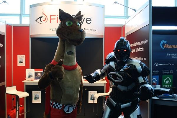 In pictures: AusCERT 2013 roundup