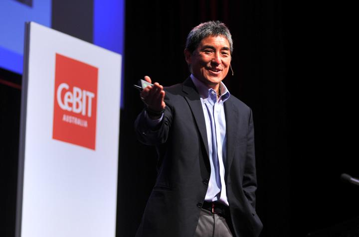 IN PICTURES: CeBIT 2015, Sydney, Day One Keynote addresses