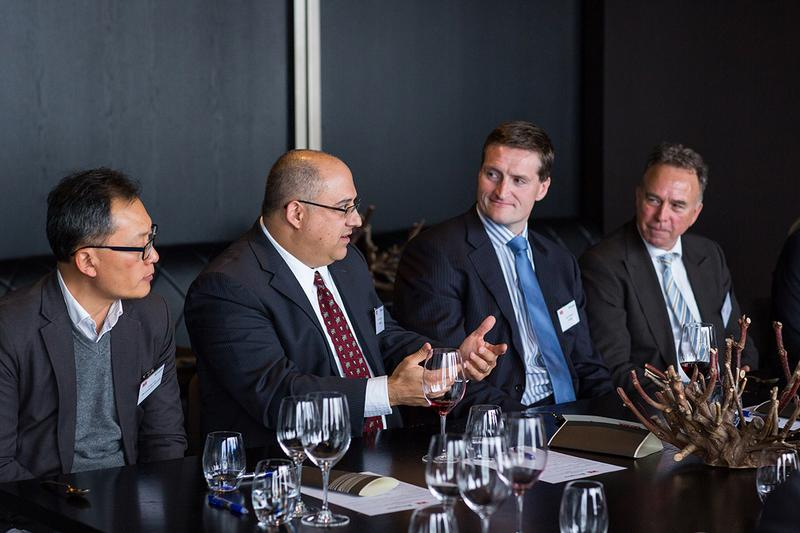 In pictures: CIO roundtable - Accelerating app creation by automating business rules