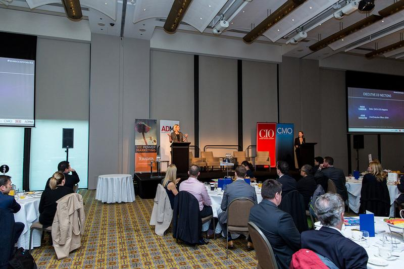 In Pictures: CMO-CIO-ADMA Executive Connections hits Melbourne