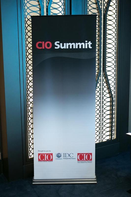 In pictures: CIO Summit Sydney - part 1