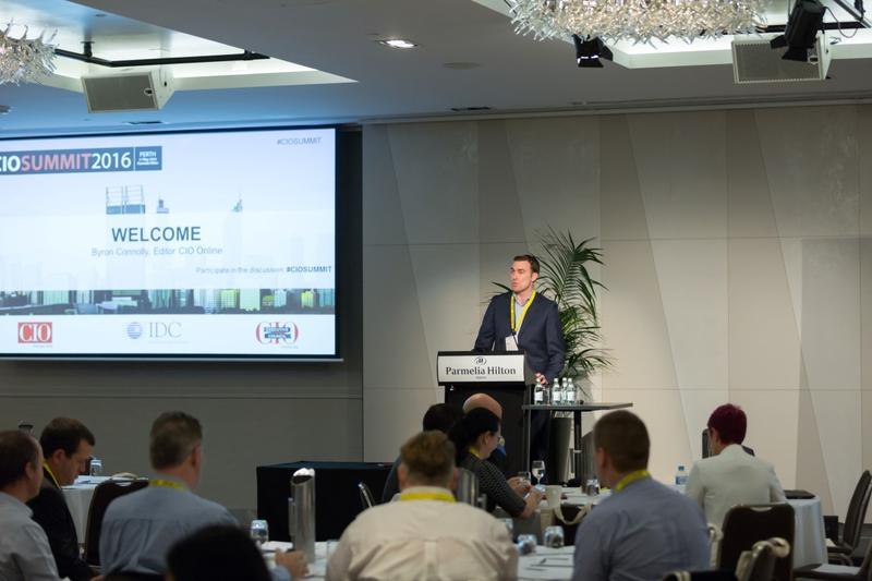 In pictures: CIO Summit Perth