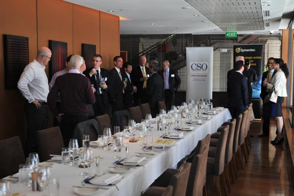 In pictures: CIO and CSO event: Architecting a cyber resilient organisation