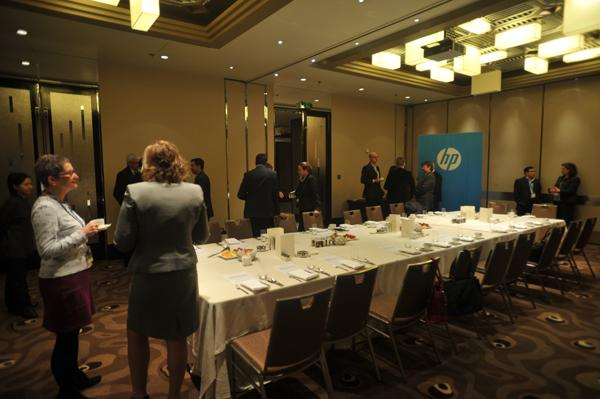 In pictures: CIO Summit Melbourne - roundtable breakfast