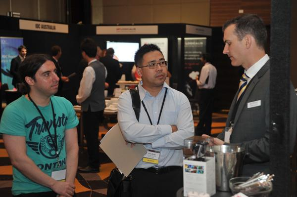 In pictures: CIO Summit Brisbane - networking and prize winners
