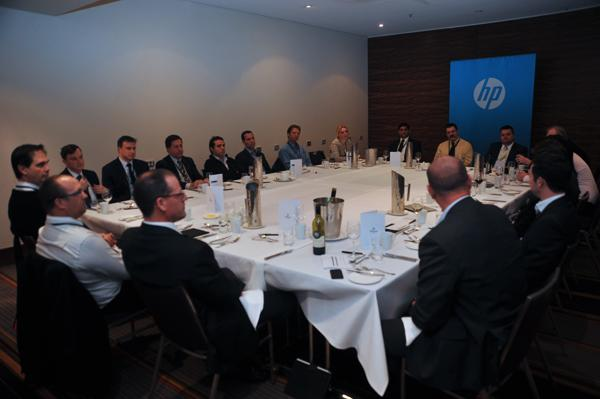 In pictures: CIO Summit Brisbane - lunch roundtable