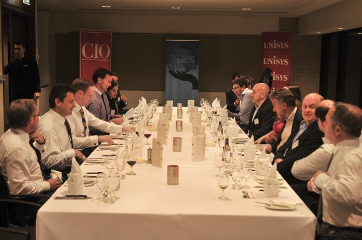 In pictures: CIO Summit dinner roundtable