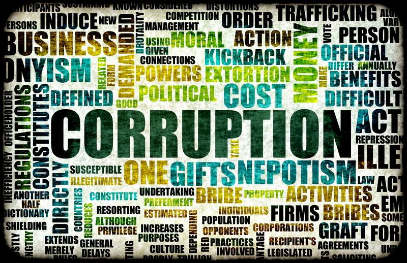 political corruption and nepotism In india, corruption attacks the fundamental values of human dignity and political equality of the people and hence there is a pressing need to formulate a fundamental human right to corruption-free service.