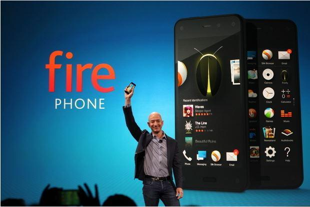 In Pictures: Amazon's new Fire Phone