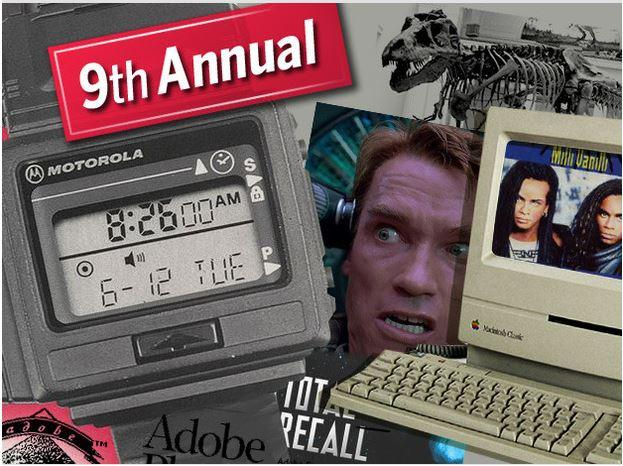 In Pictures: 2015's 25 geekiest 25th anniversaries