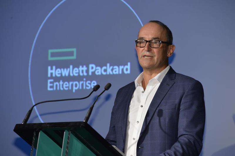 IN PICTURES: Future of IT revealed as Hewlett Packard Enterprise roadshow hits Auckland