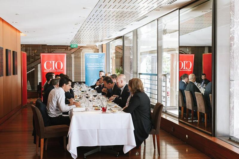 In pictures: CIO roundtable - Putting 'form' into transformation