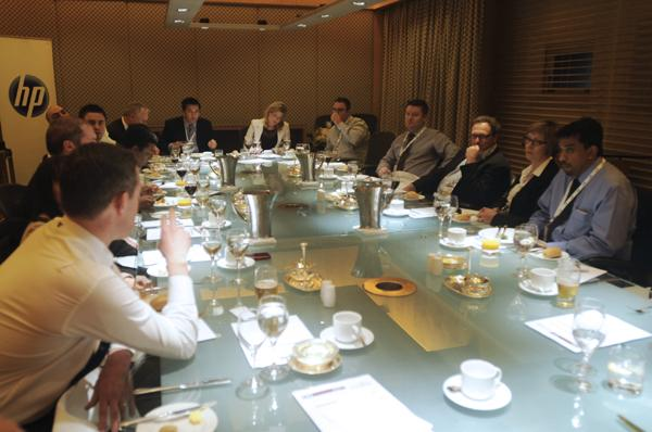 In pictures: CIOs discuss print services in the mobile enterprise