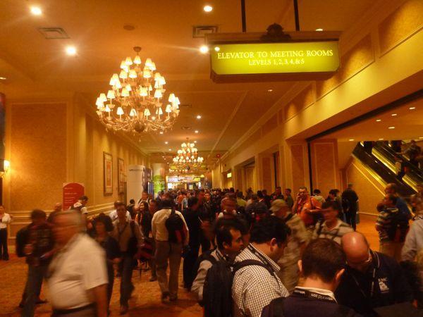 VMWorld 2011: Day 2