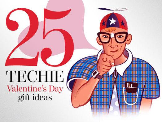 In Pictures: 25 techie Valentine's Day gift ideas