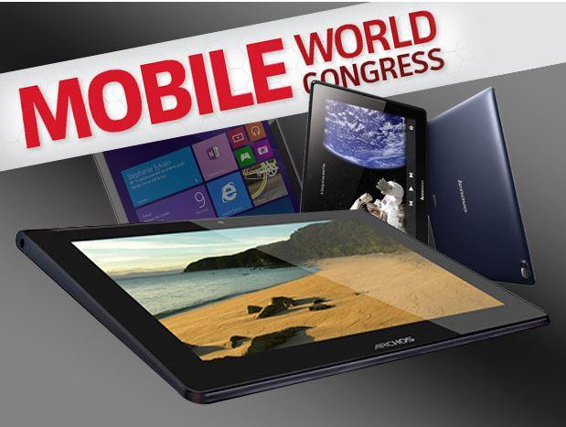In Pictures: 10 cool tablets from MWC 2015